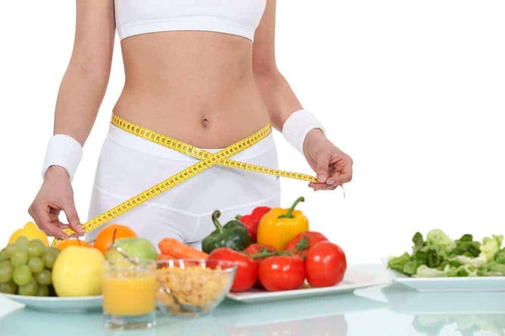 Weight Loss Beauty and Healthy
