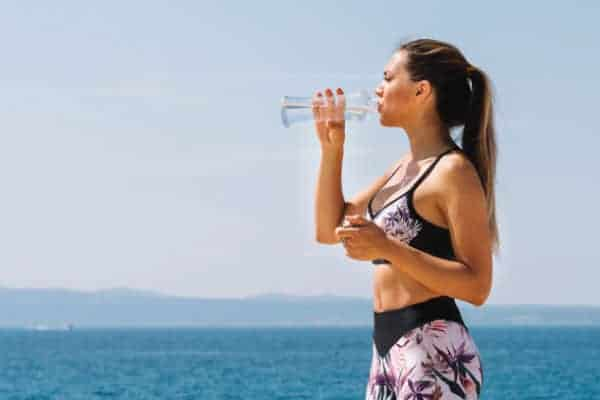 Weight Loss of Water 2