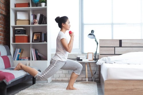 When Working Out At Home, You Should Understand Your Body