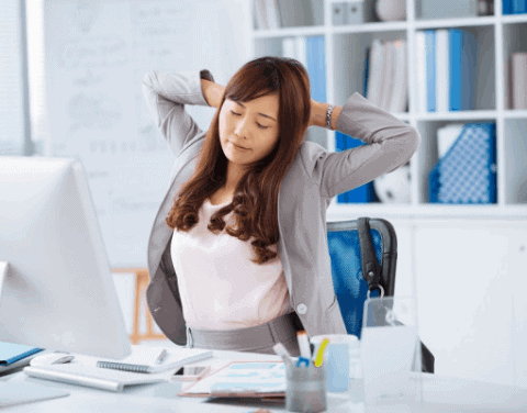Drowsy During Working Hours