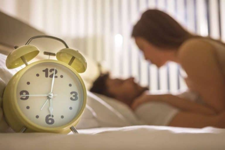 Sex In The Morning